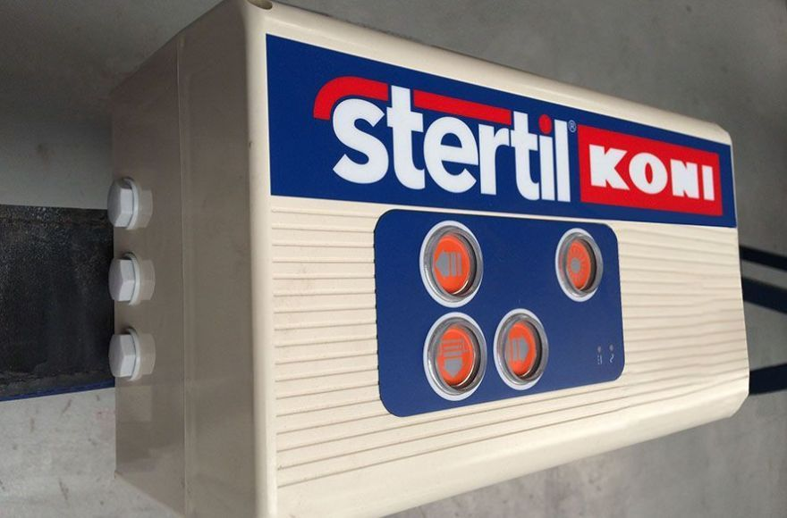 Second Control Box for Stertil-Koni Heavy Duty Two Post Lift