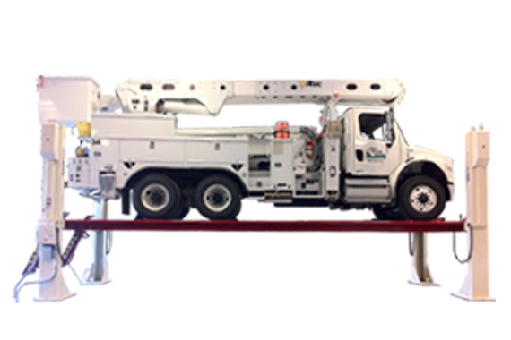 Hydraulic Truck Lifts