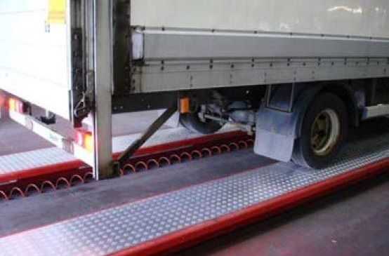 Anti Skid Plates for Stertil-Koni heavy duty platform lifts