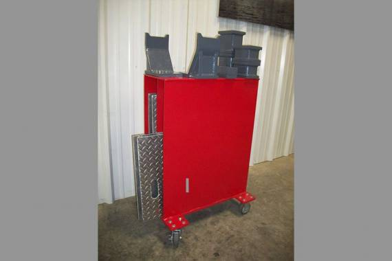 Contact Adapter Cart ECOLIFT