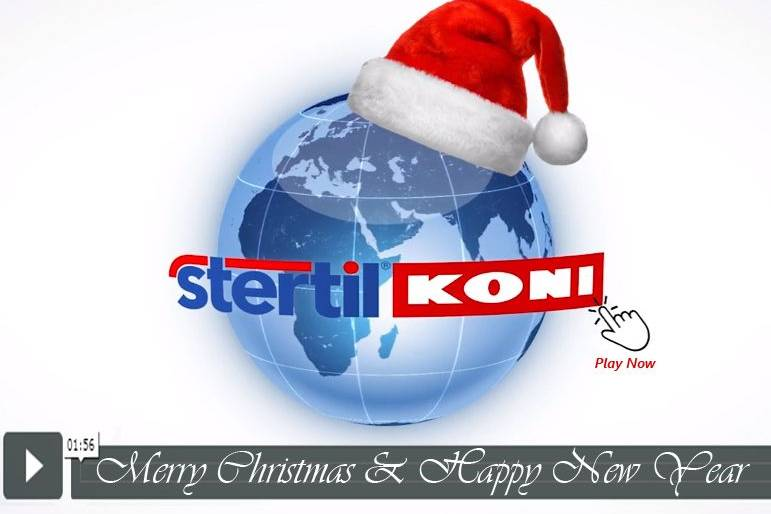 Stertil-Koni Christmas Video