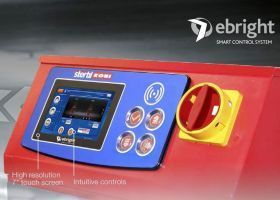 ebright Touchscreen Control for Stertil-Koni Heavy Duty Inground Scissor Lift