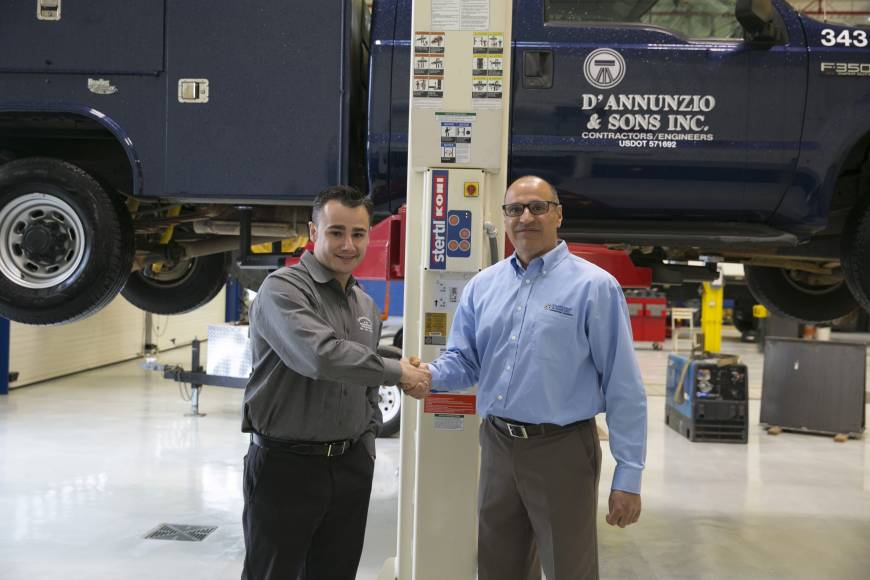 D'Annunzio & Sons, Hoffman Services, video, truck lifts, 4 post lifts, mobile column lifts, ECOLIFTS, inground lifts