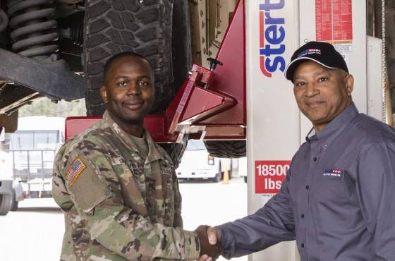 Stertil-Koni:  Proud to Serve the U.S. Military