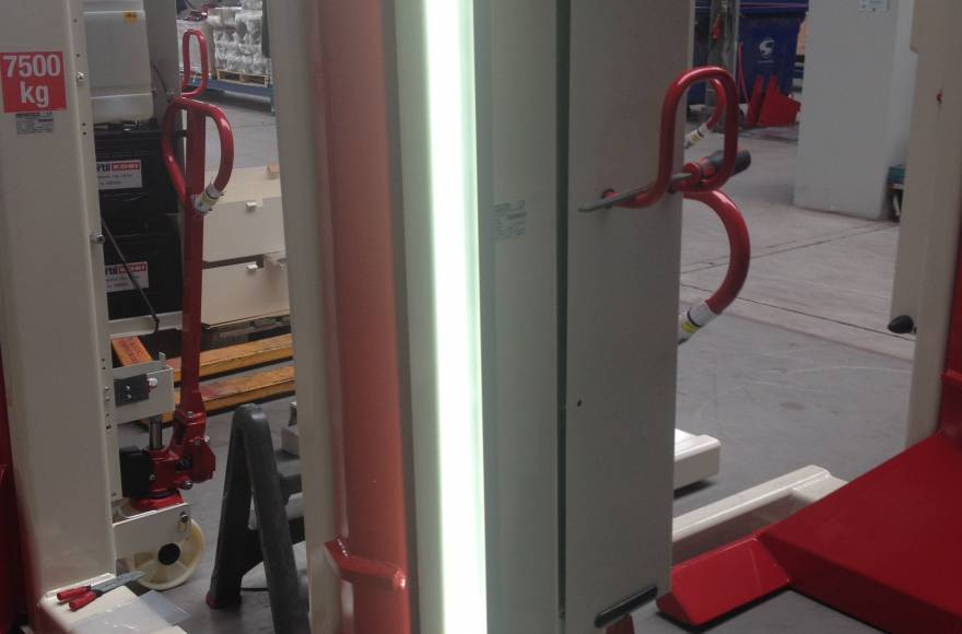 LED lighting, mobile column lifts, portable lifts, Stertil-Koni, vehicle lifts, platform lifts, inground piston lift, bus lifts, truck lifts, support stands, lowered base frame