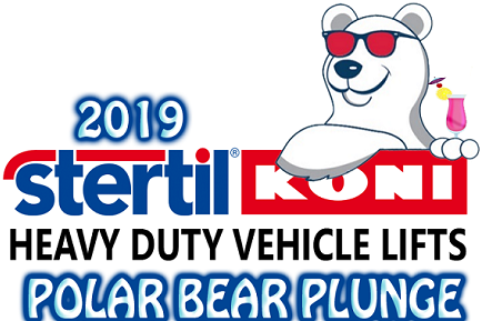Polar Bear Plunge 2019, Stertil-Koni, Special Olympics of Maryland