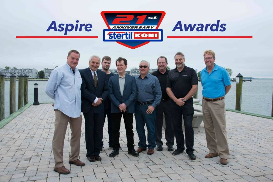 21st Annual Distributor Meeting, awards, stertil-koni, heavy duty vehicle lifts