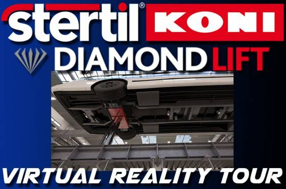 DIAMONDLIFT Virtual Reality Tour
