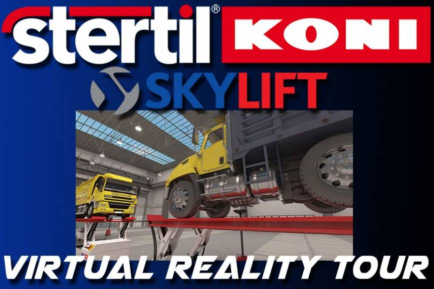SKYLIFT virtual reality