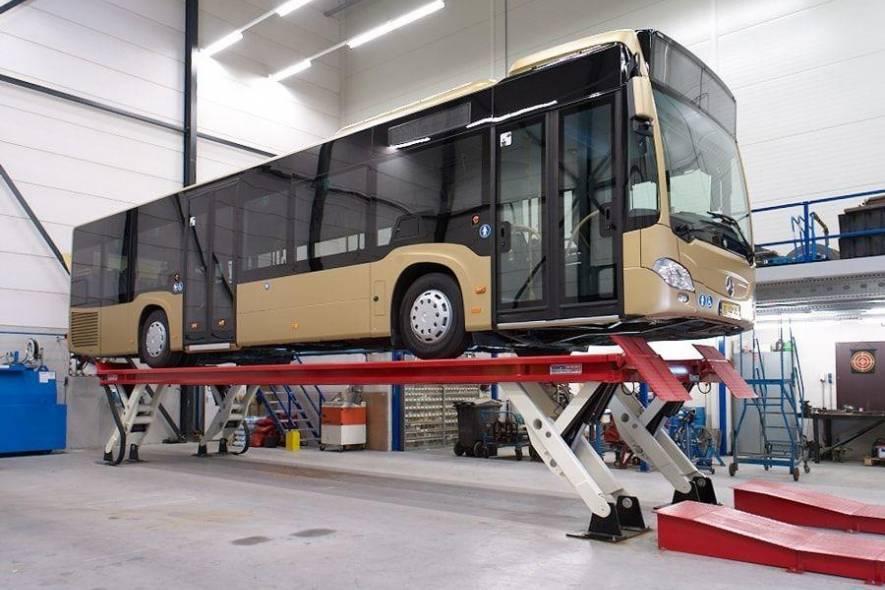 Bus Lifts From Stertil Koni Stertil Koni Usa