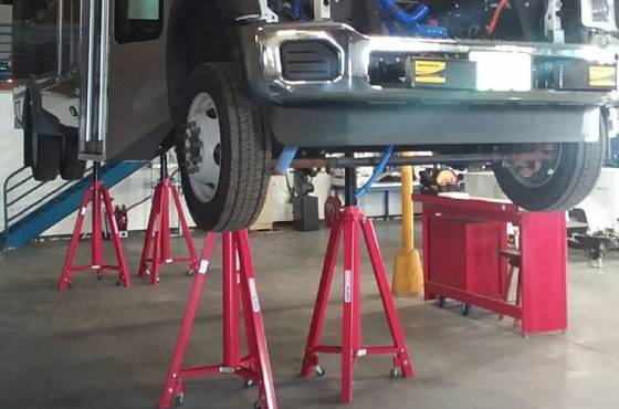 Stertil-Koni Heavy Duty Support Stands