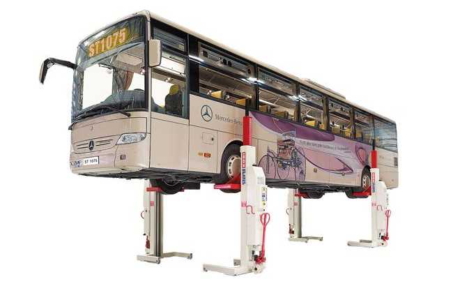 Mobile Vehicle Lift ST 1075