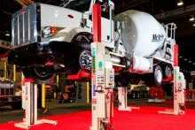 ST 1085 Mobile Column Lifts