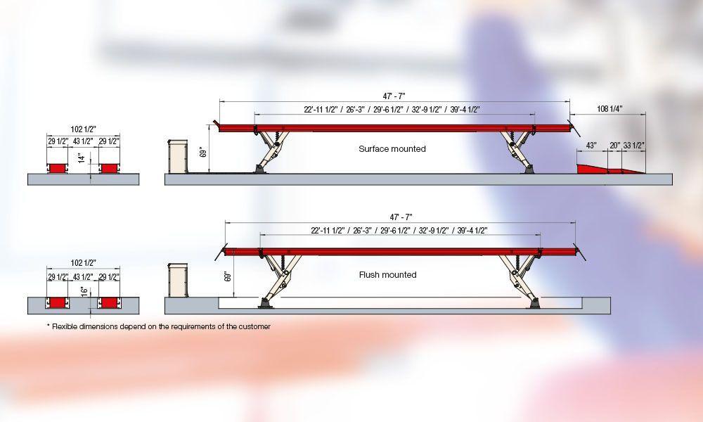 SKYLIFT - Platform Lift | Stertil-Koni USA on